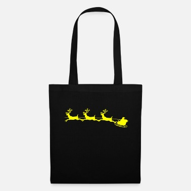 Fine Santas sledge - gift idea for Christmas - Tote Bag