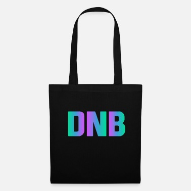 Dnb Drum and Bass DnB - Tote Bag