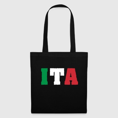 Italy ITA flag - Tote Bag