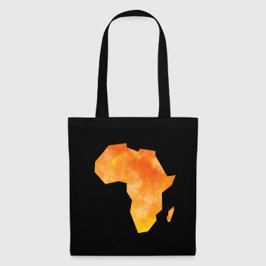 Map Africa - Tote Bag