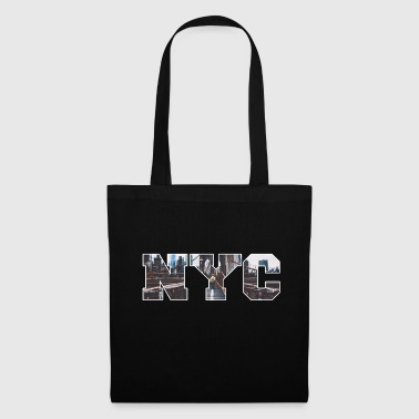 nyc NEW YORK CITY D3 - Tote Bag