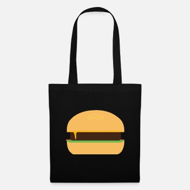 Cheeseburger - Tote Bag