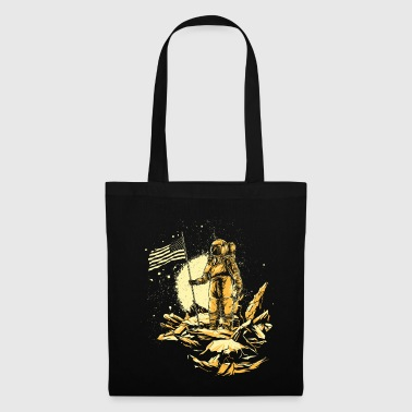 Astronaut space space flight - Tote Bag