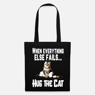 Hug Cats Gift Cats Parents Family - Tote Bag
