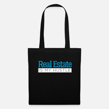 Agent Secret L'immobilier est ma hâte - Tote Bag