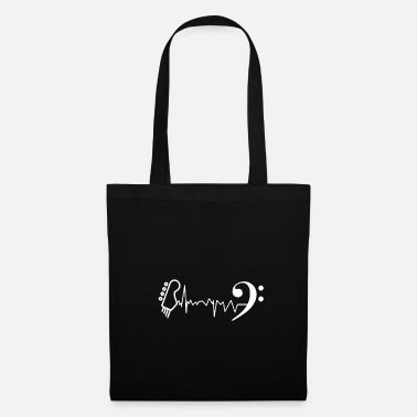 Bass Player bass player - Tote Bag