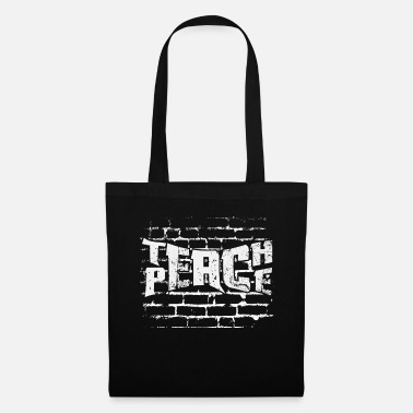Teaching Teach Peace - Teaching Peace - Tote Bag