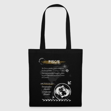 astrologique Poisson - Tote Bag