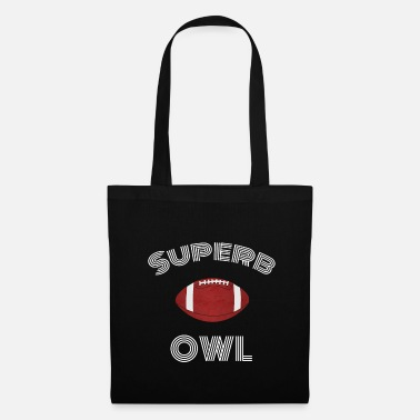 Evolution Superb Owl American Football Design - Stoffbeutel