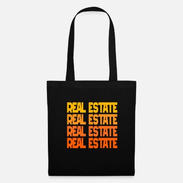 Real Estate Real Estate Real Estate Real Estate - Tote Bag