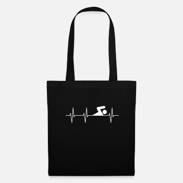 Sports Swimming swimming instructor swimmers - Tote Bag