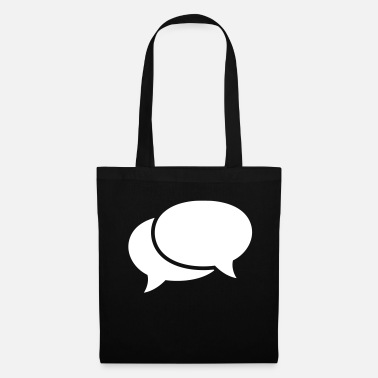 Therapy speech bubbles - Tote Bag
