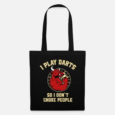 World Champion Dart Darts Dartclub Bull Bullseye Gift - Tote Bag