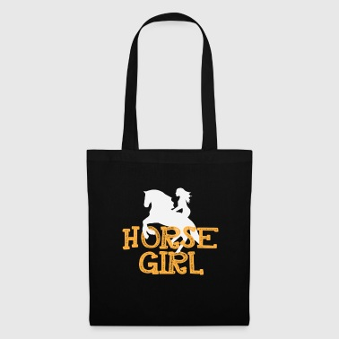 Funny Horse Riding Rider Pony Lover - Tote Bag