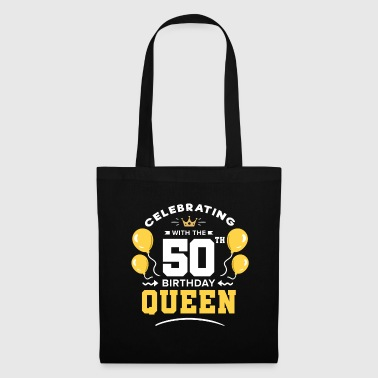 Super Dad 50th Birthday 50 Years fiftieth fifty Years Old - Tote Bag