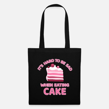 Sad Cake Cupcake Cheesecake Cookie Muffin Candy Gift - Tote Bag