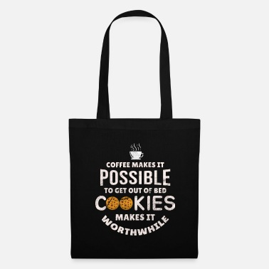 Confiserie Cookie Confiserie Bake Cookies Baking Coffee - Tote Bag