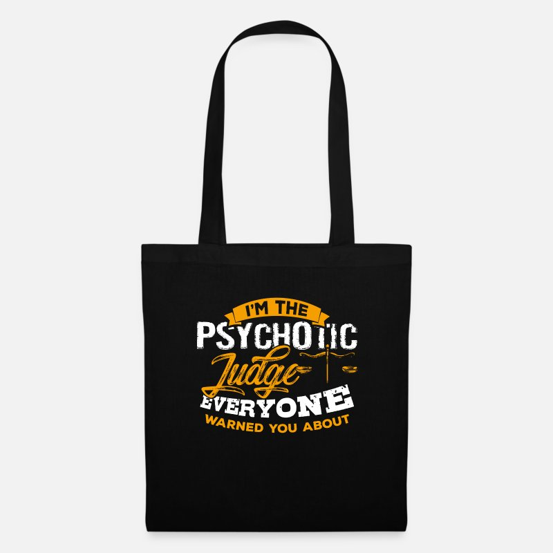 Lawyer Law Student Attorney Judge Advocate Gift Tote Bag