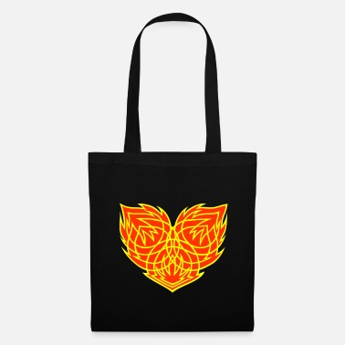 Flaming flames - Tote Bag