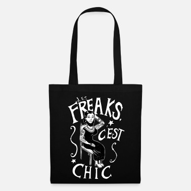Freak freaks  - Tote Bag
