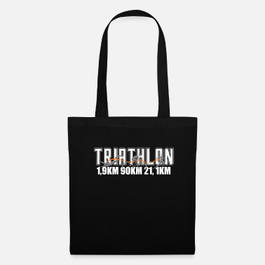 Triathlon Triathlon - Tote Bag