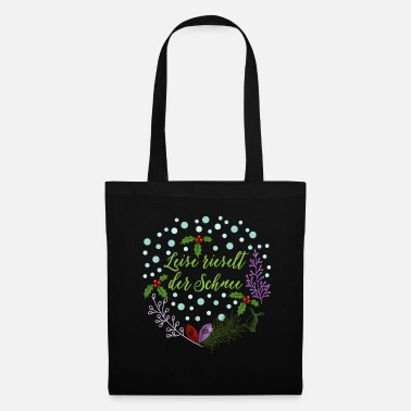 Folklore Let it snow - Tote Bag