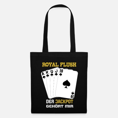 Royal Flush Royal flush jättipotti - Kangaskassi