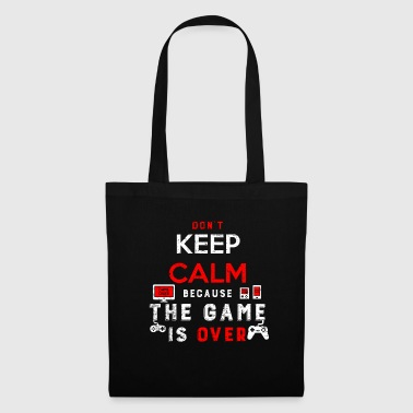 Teenager gaming - Tas van stof