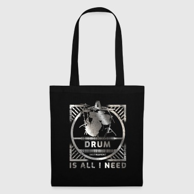 Electricity Drums - Tote Bag