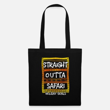 Zebra Safari vacation - Tote Bag