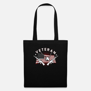 Veteran U.S. Veteran For The Defender Of Freedom - Tote Bag