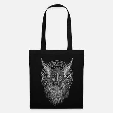 Mythical Collection ODIN AND ITS RAVENS - Tote Bag