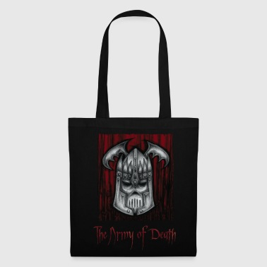 The Army of Death - Bolsa de tela