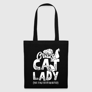 Crazy Cat Lady -paita - Kangaskassi