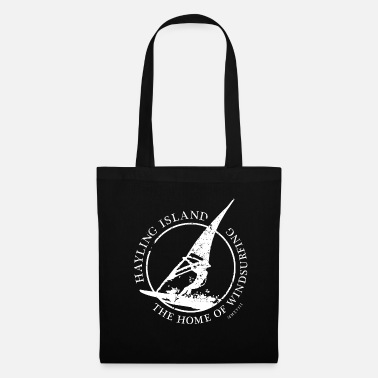 windsurfer white - Tote Bag