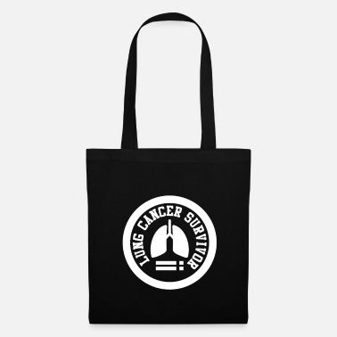 Arts Martiaux Cancer du poumon lutte contre le cancer - Tote Bag