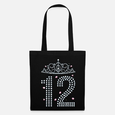 2005 12 years 12th birthday - Tote Bag