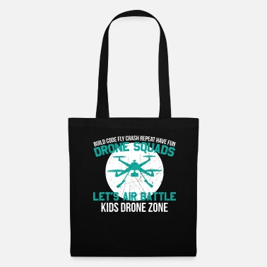 Building drone pilot - Tote Bag