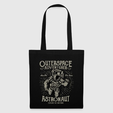 Astronaut, Space Adventure, Outerspace Adventure - Tote Bag