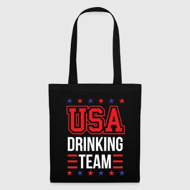 Bachelor Party USA Drinking Team Beer Party Wear Gift - Tote Bag