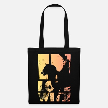 Jumping Horse riding - Tote Bag