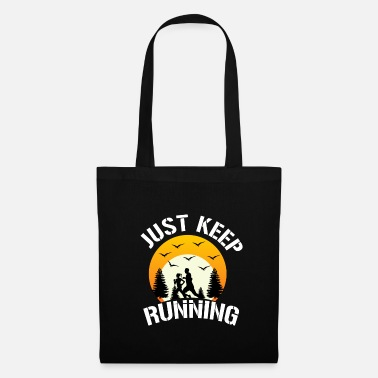 Pied course - Tote Bag