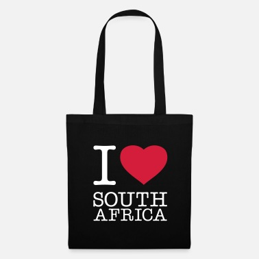 Africa I LOVE SOUTH AFRICA - Tote Bag