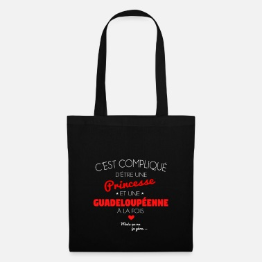 Guadeloupe guadeloupe enne - Tote Bag