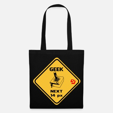 Roadsign roadsign geek by customstyle - Tote Bag