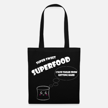 Marshmallow Marshmallow Superfood - Tote Bag