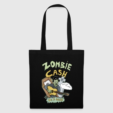 zombie cash - Tote Bag