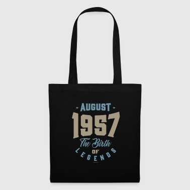 Agosto 1957 The Birth Of Legends - Borsa di stoffa