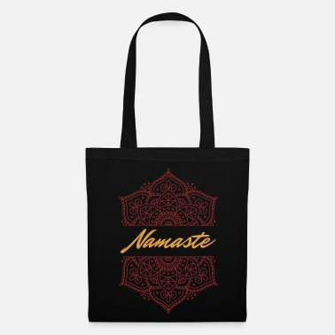 Jogi Namaste | Lotus Flower Yoga Yoga Jogi Meditation - Tote Bag