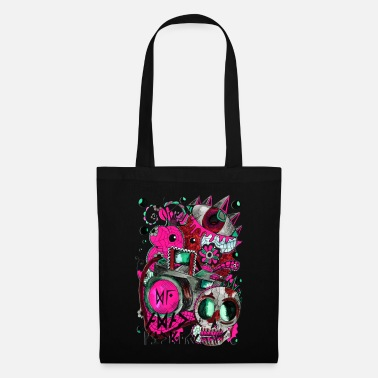 Picture AGAC Picture Bleu et Rose - Tote Bag
